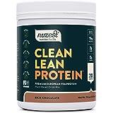 Nuzest Clean Lean Protein - Premium Vegan Protein Powder, Plant Protein Powder, European Golden Pea Protein, Dairy Free…