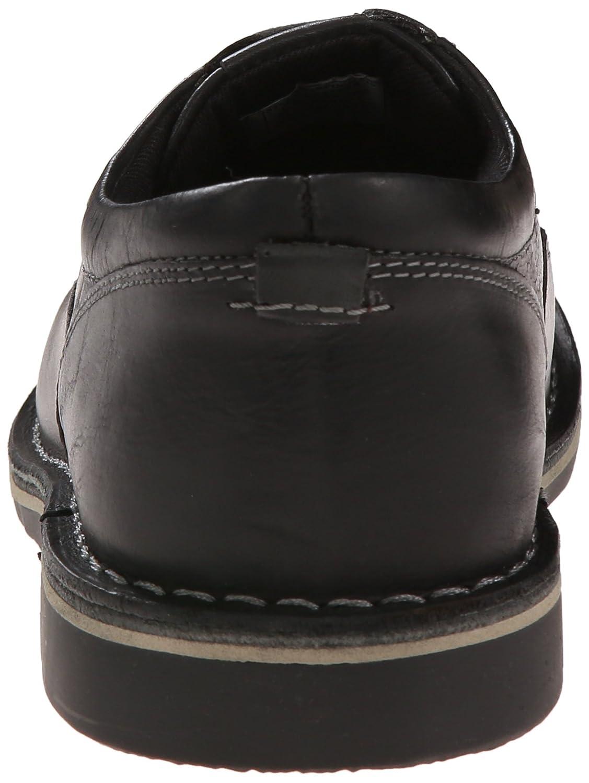 Steve Madden Men's B00RES9M6O Harpoon Oxford 10 M US Black B00RES9M6O Men's 8a3c93