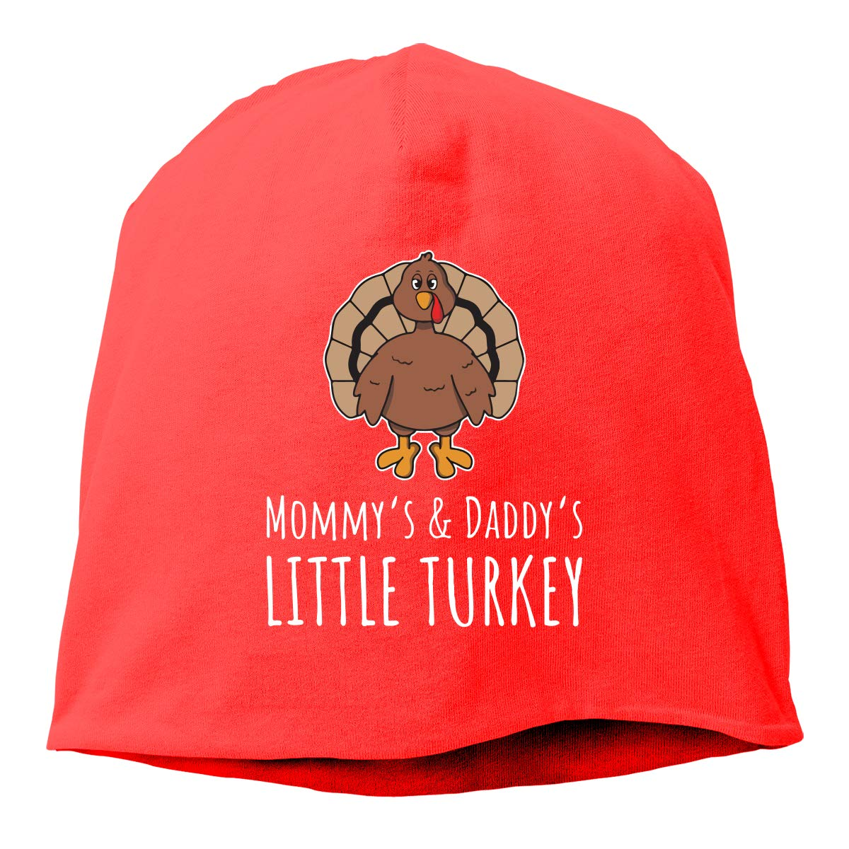 Jia Li Thanksgiving Little Turkey Fashion Knitted Hat Warm Soft Beanie Cap