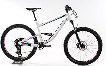 Hombre Bicicleta 27.5 pulgadas color blanco – FOCUS Mountainbike ...