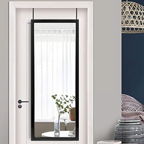 Elevens Door Mirror 55″x16″ Full Length Wall Mirror,Hanging The Door or Wall,Over The Door Mirror