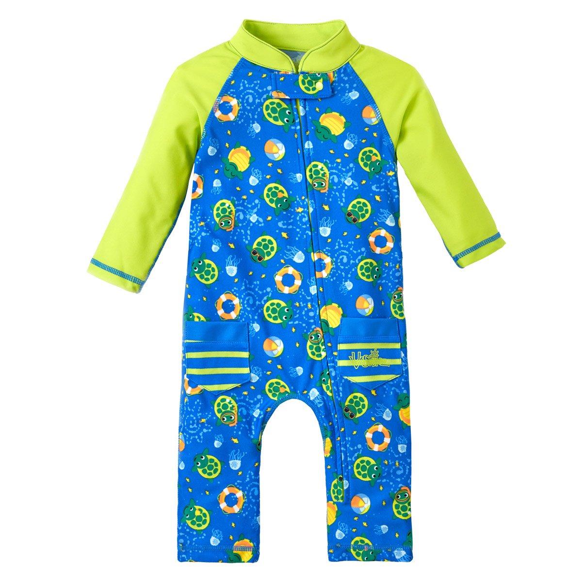 Body Sun//Swim Suit UV Skinz Baby Boys/' UPF 50 Kids/' Sun-Blocking Swimwear