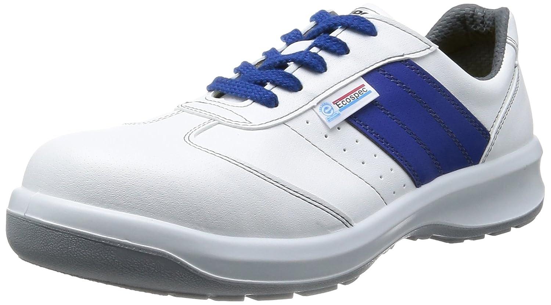 [ミドリ安全] 安全靴 スニーカー ESG3890eco B005WPK5RQ 22.5 cm|ホワイト