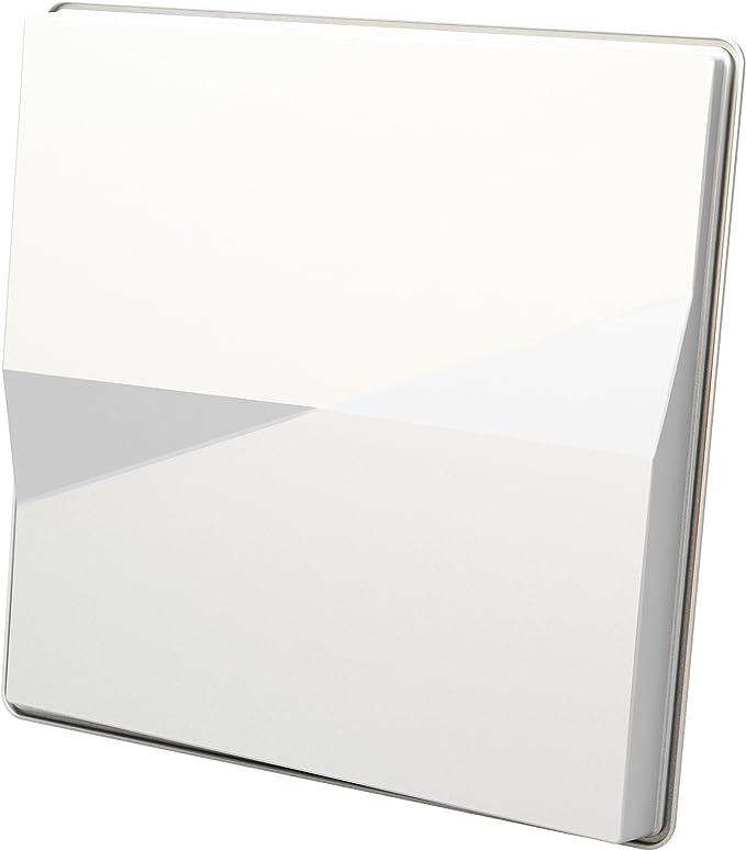 SelfSat Antena parabólica H50M, blanco