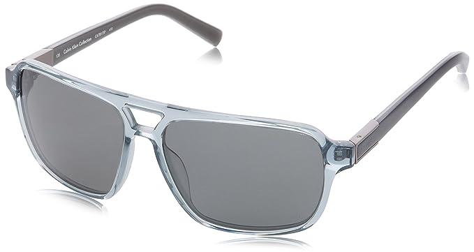 Calvin Klein - Gafas de sol Wayfarer CK7857 para hombre, 410 ...
