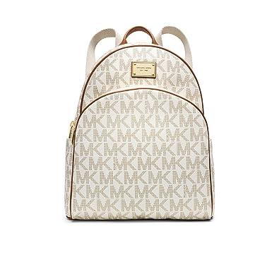 9af72f5940f88 Michael Kors Back Pack Large Vanilla Jet Set  Amazon.co.uk  Shoes   Bags