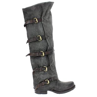 98 s Saintec Chaussures A Bottes 259312 101 40 Smoke Tdm q45UaRSf