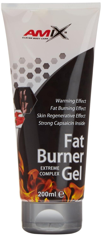 Amix Fat Burner Gel Quemador de Grasa para Hombre ml
