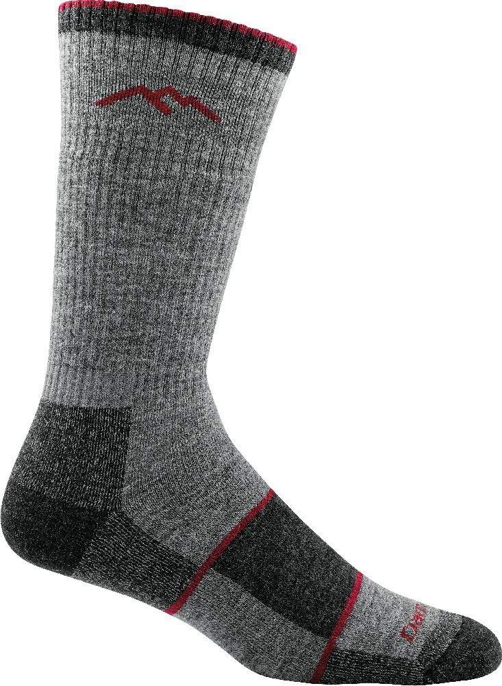 Darn Tough Hiker Boot Sock Full Cushion Men's - Charcoal X-Large by Darn Tough