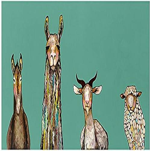 GreenBox Art Culture Donkey