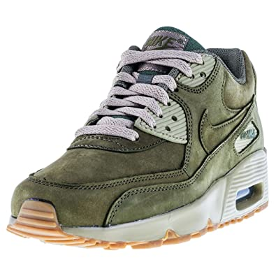 Nike Boys Air Max 90 Winter Premium Medium Olive