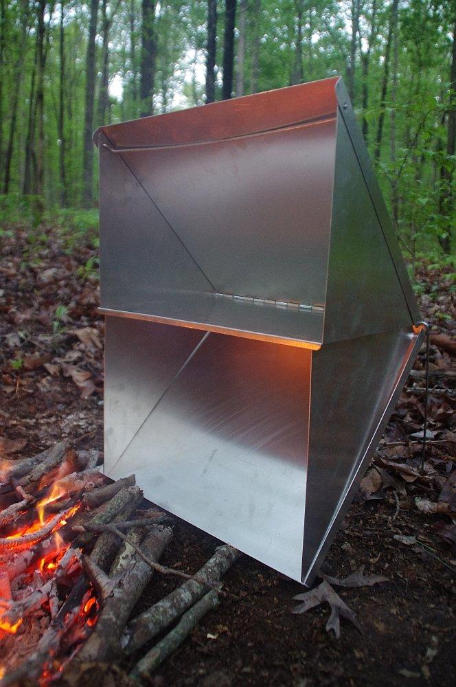 Reflector Oven Aluminum/Stainless steel