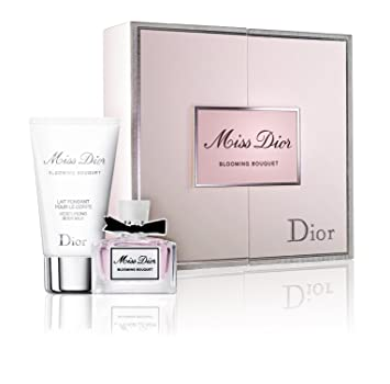 e4465b425c Amazon.com : Dior Miss Dior Blooming Bouquet Miniature Gift Set : Beauty