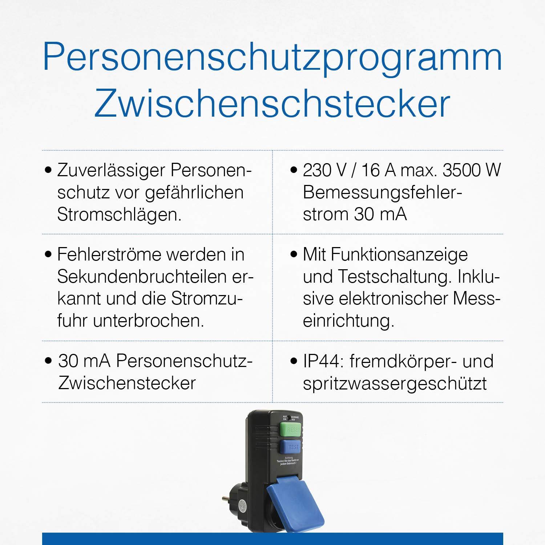 Adaptador de seguridad AS-Schwabe 45230 30 mA