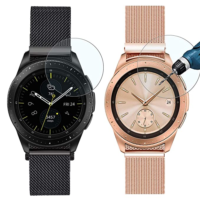 Amazon Com Valkit Compatible With Galaxy Watch 42mm Band Sets 20mm