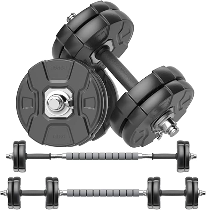 Top 9 Barbell Weight Sets For Home Gym