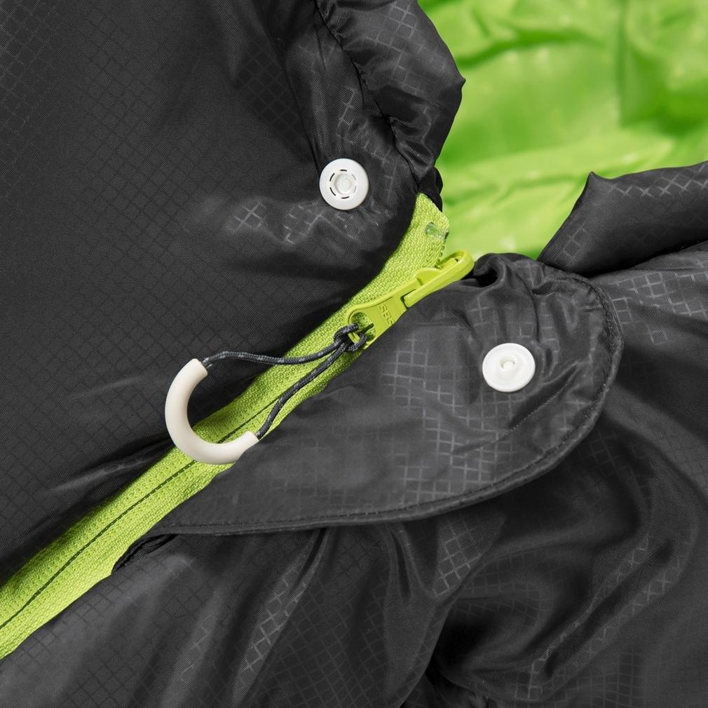 Eurohike Adventurer 300Xl Sleeping Bag Talla Tiendas Camping Sleeping Bolsas de dormir, Negro, Talla Bag Única de7caa
