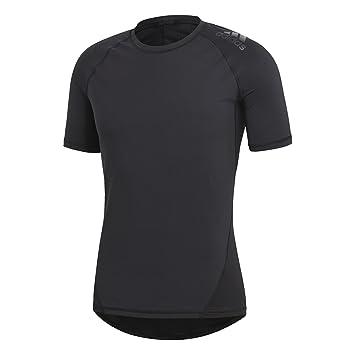adidas Ask SPR tee SS Camisa de Golf, Hombre: Amazon.es: Deportes y aire libre