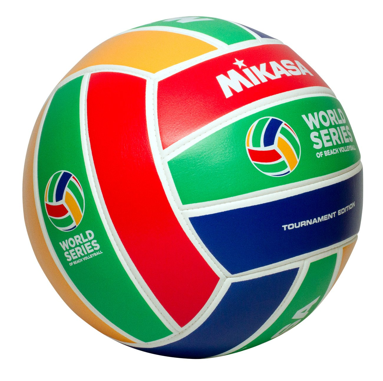Mikasa voleibol de playa de la serie mundial - WS-Y Mikasa Sports USA