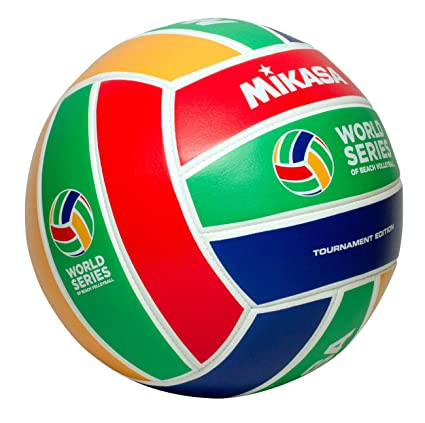 Mikasa World Series Tournamnet Edition Beach volley: Amazon.es ...