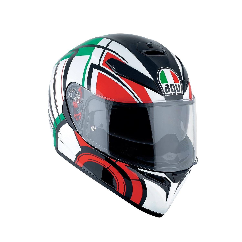 AGV Casco Moto K-3/SV E2205/Multi plk Avior White//Italy L