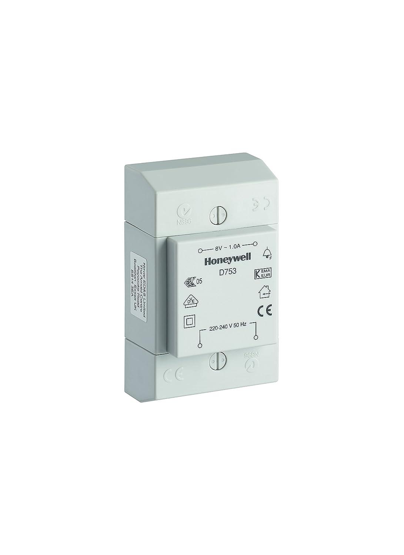 Honeywell D753 8v 1a Transformer Diy Tools Eterna Doorbell Wiring Diagram