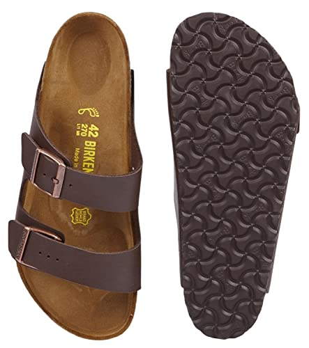 Amazon Birkenstock Arizona Soft Footbed Unisex Dark Brown