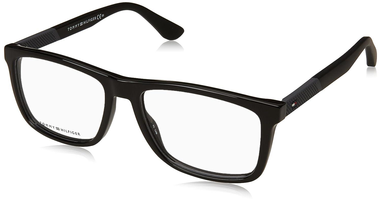 Eyeglasses Tommy Hilfiger Th 1561 0807 Black at Amazon Men\'s ...