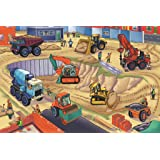Galt - Puzzle de suelo de 30 piezas (100x60 cm) (GA1013K)