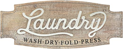 Amazon Com Delidecor Large Laundry Sign Rustic Carved Wood Wall Decor Vintage Laundry Room Decor Farmhouse Wall Hanging Signs Decoration Funny Housewarming Gifts Wall Art 23 6 X 9 5 Inch Everything Else