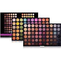 Sebami Sombras para Ojos, 120 Colores Paleta de Sombra de Ojos Paleta de Maquillaje Kit Set Profesional Sombra de Ojos