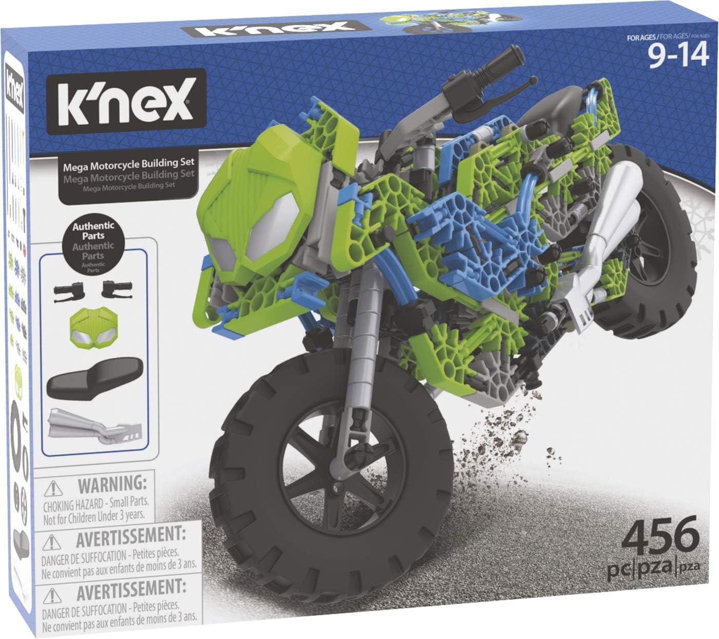 JEUX DE CONSTRUCTION K /'NEX Mega Moto 9 Ans