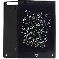 GROSSē Tablet do pisania LCD, 20,5 cm jasne kolorowe elektroniczne tablety graficzne z blokadą pamięci, pismo odręczny…