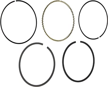 Hastings 2C4856S Single Cylinder Piston Ring Set