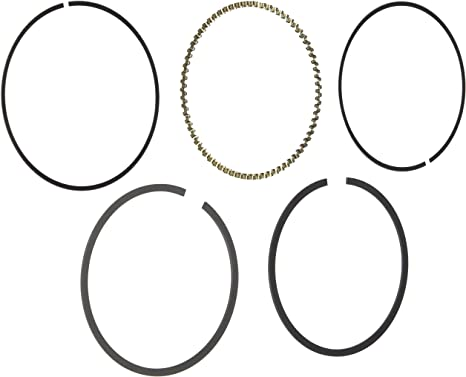 Hastings 2M4637S020 Single Cylinder Piston Ring Set