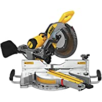 Deals on DeWalt 12-in 15-Amp Dual Bevel Sliding Compound Miter Saw