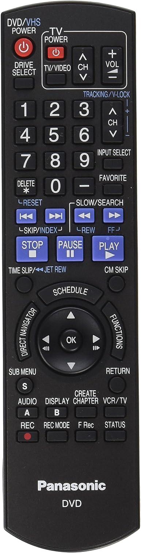 Panasonic N2QAYB000197 Remote