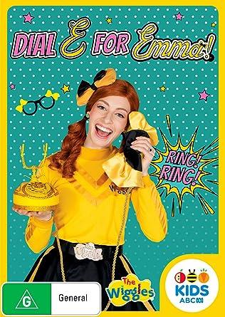 Amazon com: The Wiggles Dial E for Emma | NON-USA Format | PAL