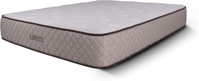 "DreamFoam Bedding 10"" Ultimate Dreams Soft Latex Mattress"