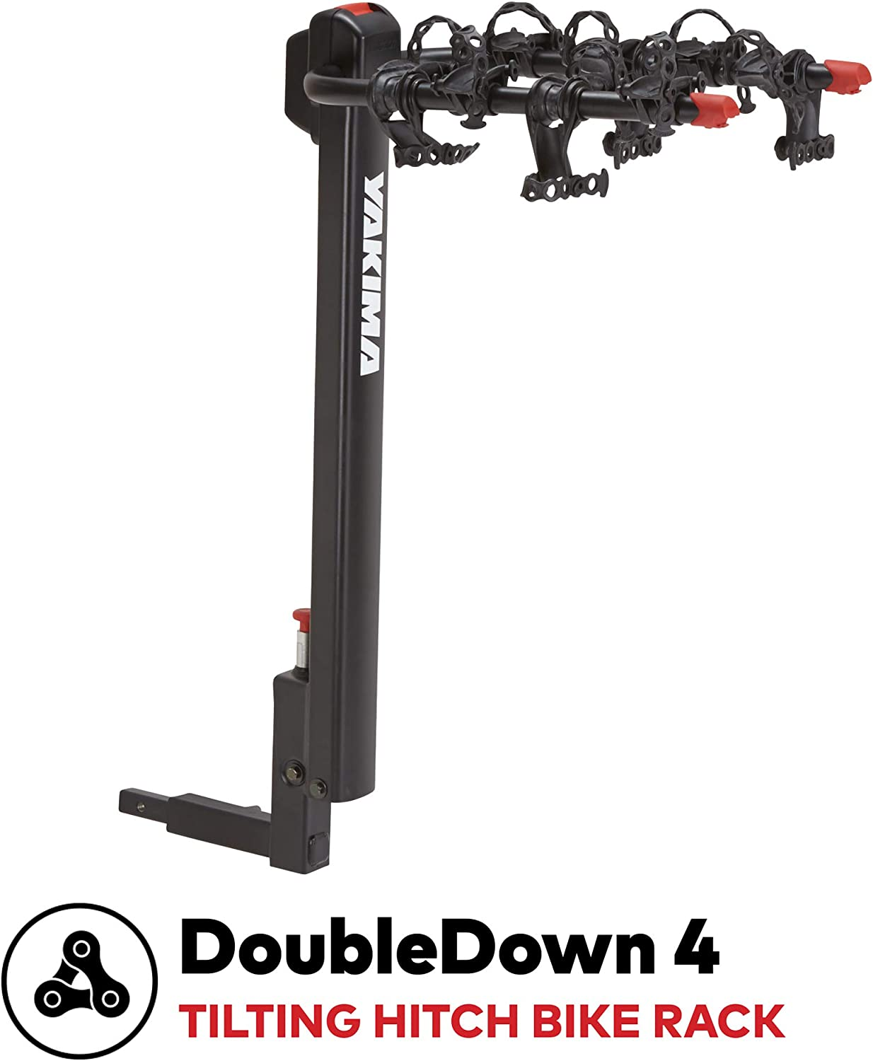 7. Yakima DoubleDown 4 Bike Rack