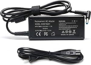 45W AC Adapter for HP Stream 14-an012nr 14-ax010ca 14-ax010nr 14-ax010wm 14-ax020wm 14-ax020nr 14-ax022nr 14-ax030wm 14-ax010wm 14-ax010nr 14-ax027cl 14-ax040wm14-ax067nr Power Cord