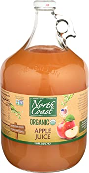 North Coast Finest Organic Apple Juice