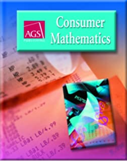 Consumer mathematics workbook answer key ags publishing ags consumer mathematics student text fandeluxe Image collections
