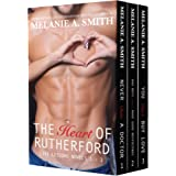 The Heart of Rutherford: A Medical Romance Trilogy Box Set (Life Lessons)