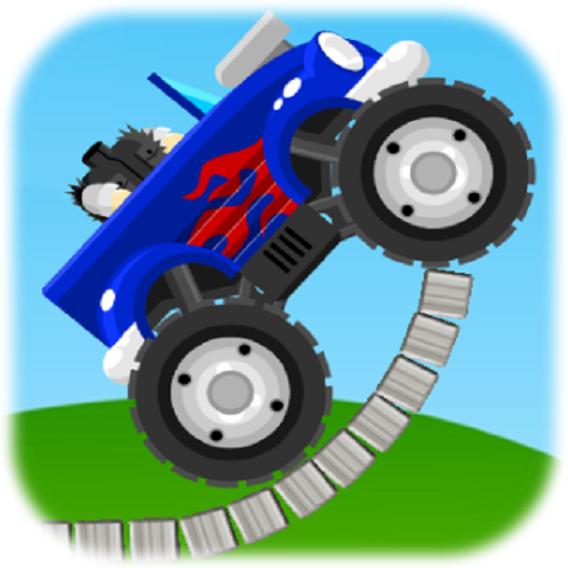 Monster Jeep Cum Truck Jumping (Car Racing Games)