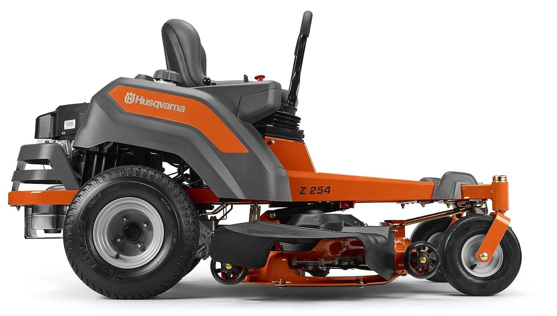 26 HP Kohler Hydrostatic Zero Turn Riding Mower Husqvarna Z254 54 ...