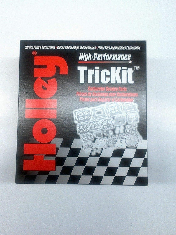 Genuine Holley 37-119 TricKit Renew Kit-Carb Rebuild Kit-4160 Vacuum Secondary
