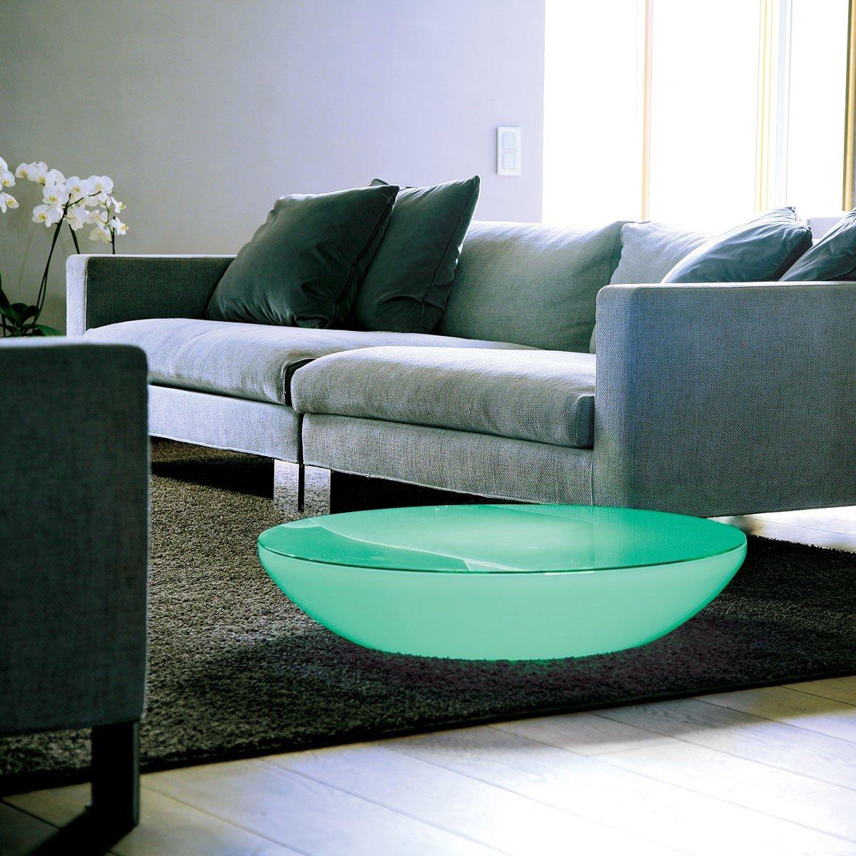 moree LED Bodenleuchte Lounge Variation LED Pro, Weiß, Kunststoff, 07-03-01