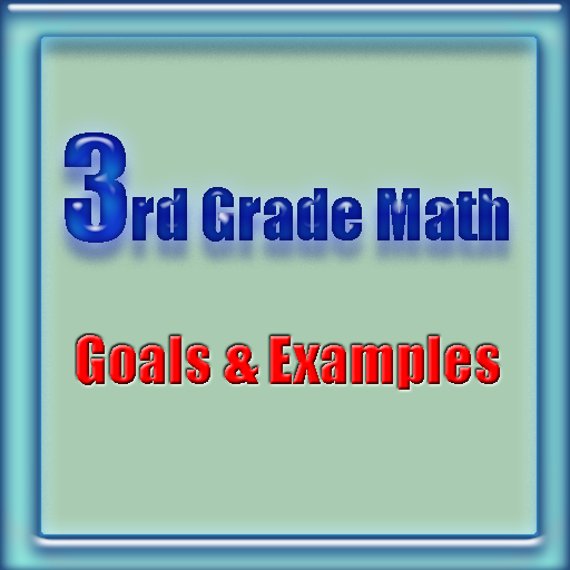 3rd Grade Math (for Kindle, Tablet & Phone)