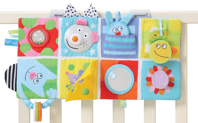 Taf Toys 11655 Baby Spielzeug für Bettchen TAF11655
